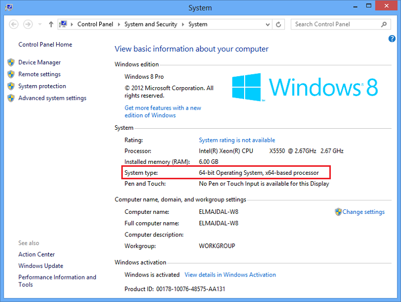 How to find out your windows 8 product key technet for Window 8 1 pro product key