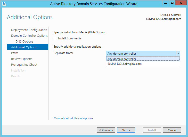 how to find my domain controller